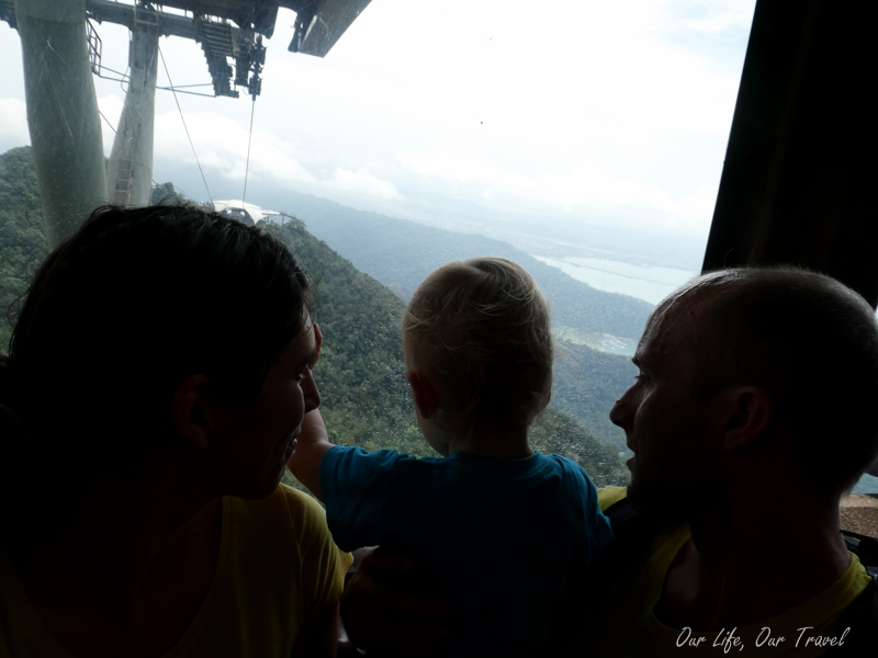 langkawi felvonó cable car